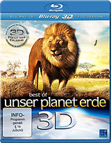 Best Of Unser Planet Erde 3d - Volume 1