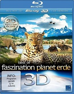 Best Of Faszination Planet Erde 3d - Vol. 2 [Versione tedesca]