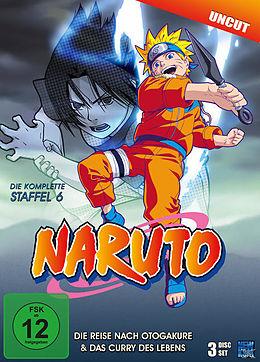Naruto - Staffel 06 / Die Reise nach Otogakure & Das Curry des Lebens [Version allemande]