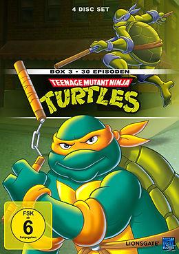 Teenage Mutant Ninja Turtles - Box 3: 30 Folgen DVD