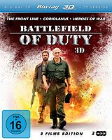 Battlefield of Duty 3D [Version allemande]