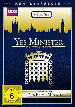 Yes Minister DVD
