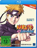 Naruto Shippuden - Staffel 1: Folge 221- 252
