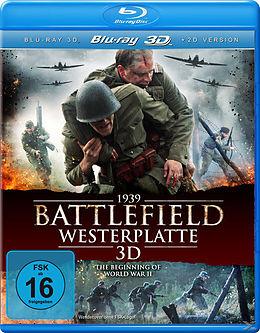 1939 Battlefield Westerplatte 3D - The Beginning of World War II Blu-ray 3D