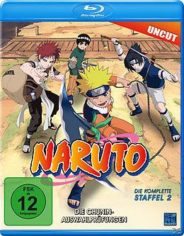 Naruto - Staffel 2: Folge 20-52 Blu-ray