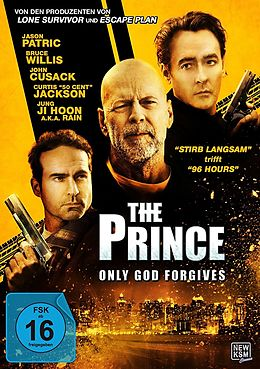The Prince - Only God Forgives DVD