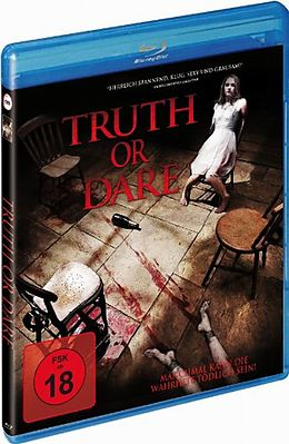 Truth Or Dare Blu-ray