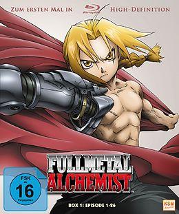 Fullmetal Alchemist - Box 1: Folge 01-26