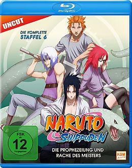 Naruto Shippuden - Staffel 6: Folge 333-363 [Versione tedesca]