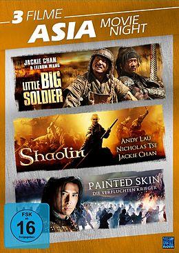 Asia Movie Night DVD