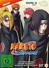 Naruto Shippuden - Staffel 14 / Box 1 / Der vierte grosse Shinobi Weltkrieg - Angreifer aus dem Jenseits