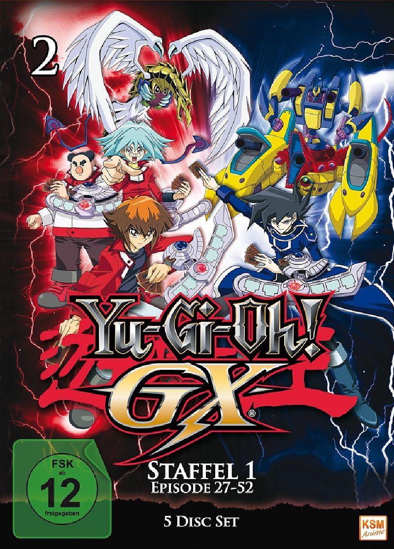 Yu Gi Oh Gx Staffel 1
