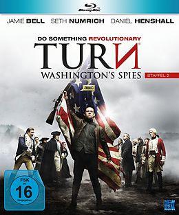 Turn - Washington's Spies - 2. Staffel Blu-ray