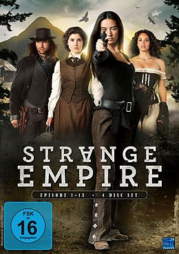Strange Empire - 1. Staffel