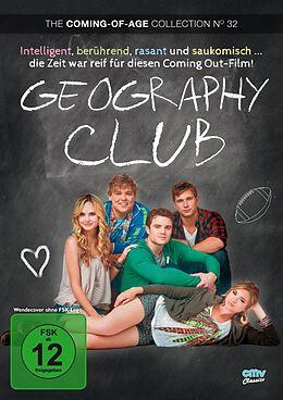 Geography Club DVD