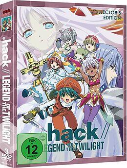 .hack//Legend of the Twilight - DVD Gesamtausgabe DVD