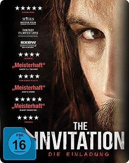 The Invitation Blu-ray