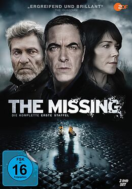 The Missing - Staffel 01 DVD