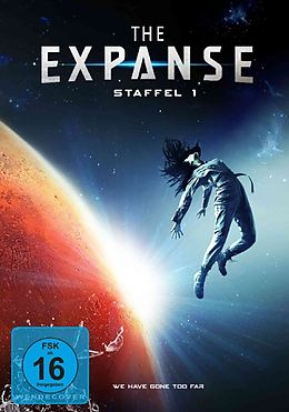 The Expanse - Staffel 01 DVD