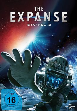 The Expanse - Staffel 02 DVD