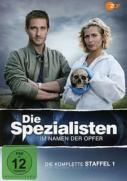 Die Spezialisten - Im Namen der Opfer - Staffel 01 [Version allemande]