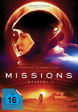 Missions - Staffel 01 DVD
