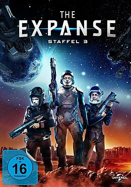 The Expanse - Staffel 03 DVD