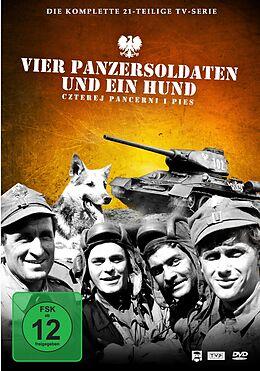 Vier Panzersoldaten und ein Hund DVD