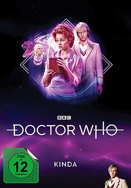 Doctor Who - Fünfter Doktor - Kinda DVD