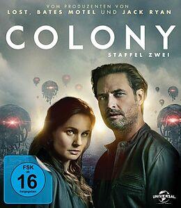 Colony - Staffel 2 Blu-ray
