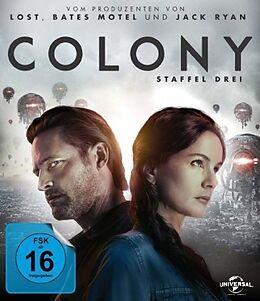 Colony - Staffel 3 Blu-ray