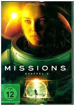 Missions - Staffel 02 DVD