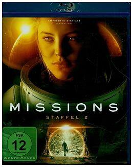 Missions - Staffel 2 Blu-ray