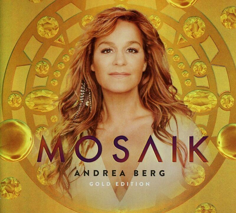 Andrea berg mosaik album 2020