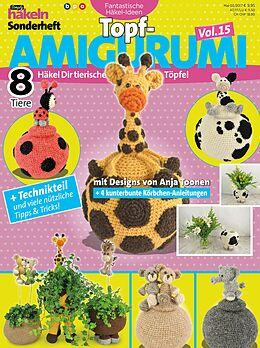 Simply Häkeln Fantastische Häkel Ideen Home Deko Amigurumi Vol 15