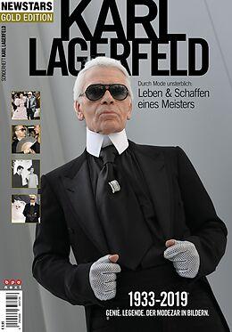Geheftet News Stars Gold Edition Karl Lagerfeld von Oliver Buss