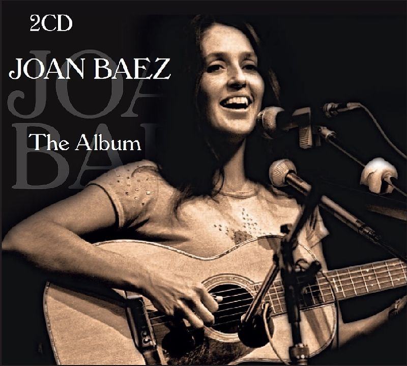Joan Baez-The Album