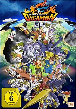 Digimon Frontier - Vol. 1 (episoden 01-17)