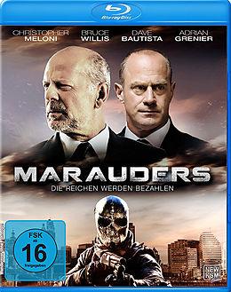 Marauders - Die Reichen werden bezahlen Blu-ray