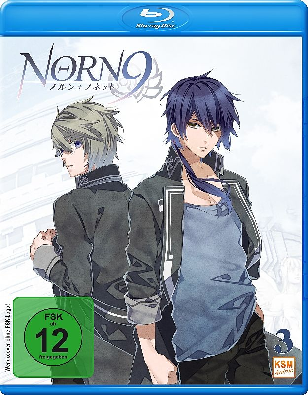 Norn 9 - Vol. 3 (episoden 09-12) [Versione tedesca]