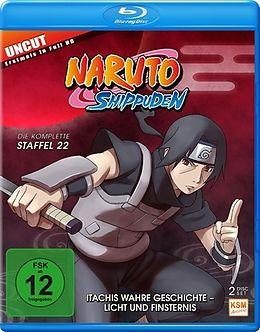 Naruto Shippuden Staffel 22