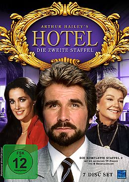 Arthur Hailey's Hotel - 2. Staffel DVD