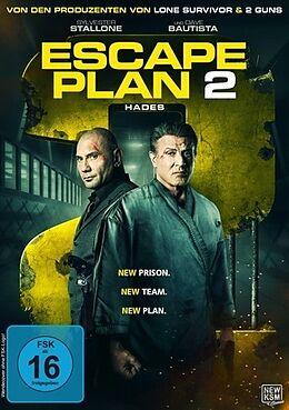 Escape Plan 2 - Hades DVD