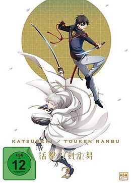 Katsugeki Touken Ranbu - Volume 2 DVD
