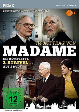 Im Auftrag von Madame - Pidax Serien-Klassiker / Staffel 3 DVD