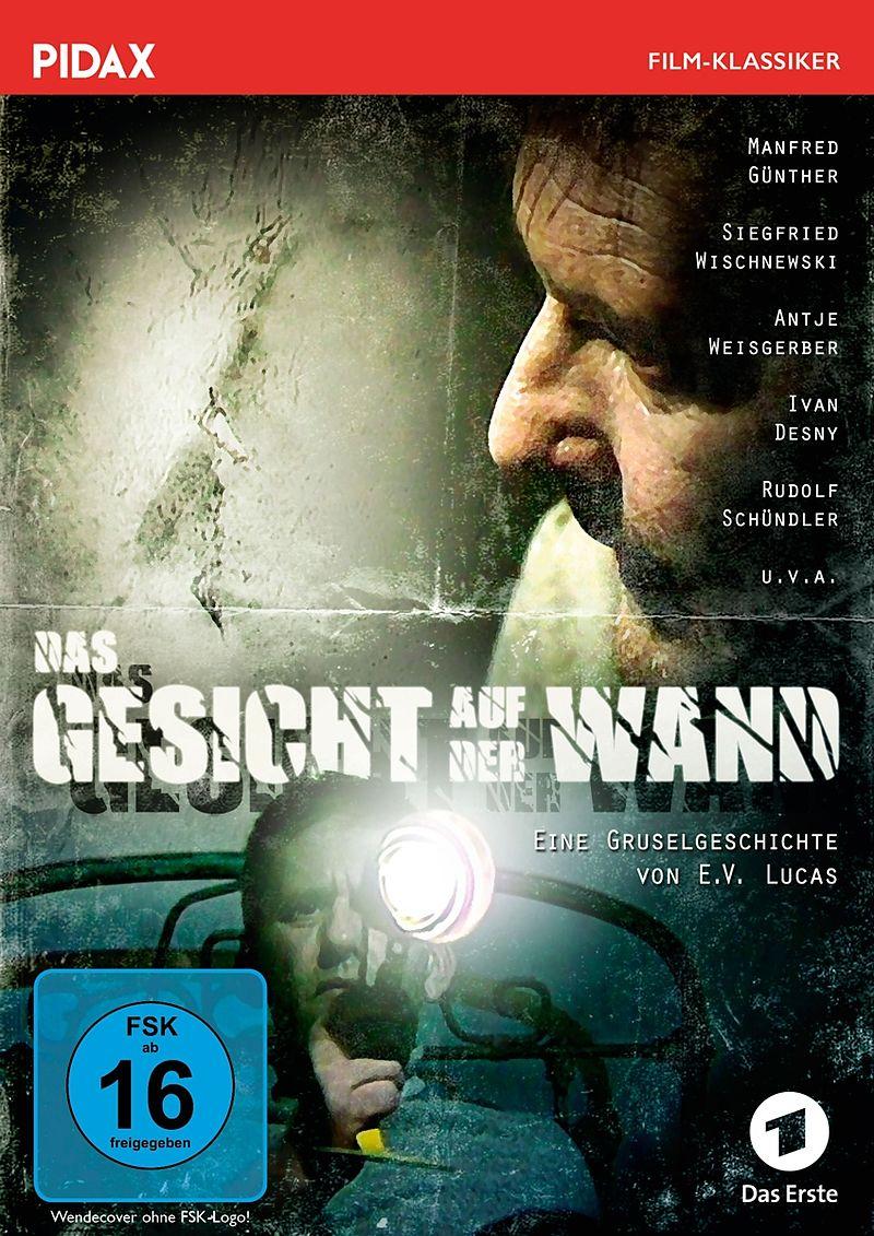 Das Gesicht Auf Der Wand - DVD - online kaufen | exlibris.ch