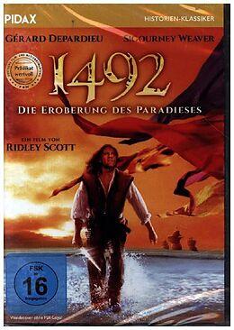1492 - Die Eroberung des Paradieses DVD