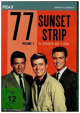 77 Sunset Strip DVD