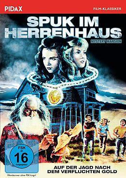 Spuk im Herrenhaus DVD