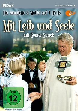 Mit Leib und Seele - Pidax Serien-Klassiker / Staffel 3 DVD